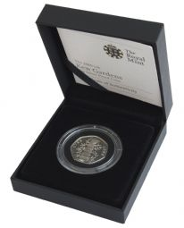 2009 Silver Proof 50p -Kew Gardens for sale